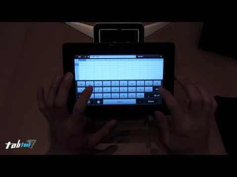 BlackBerry PlayBook Test - Deutsch (HD)