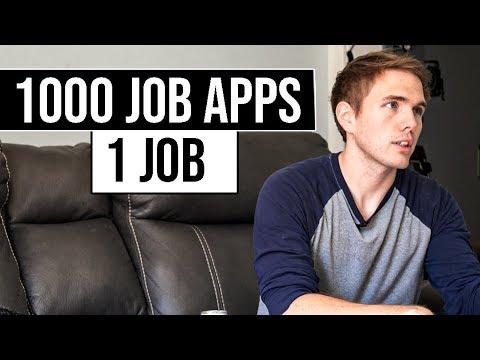 1000 Job Applications #grindreel