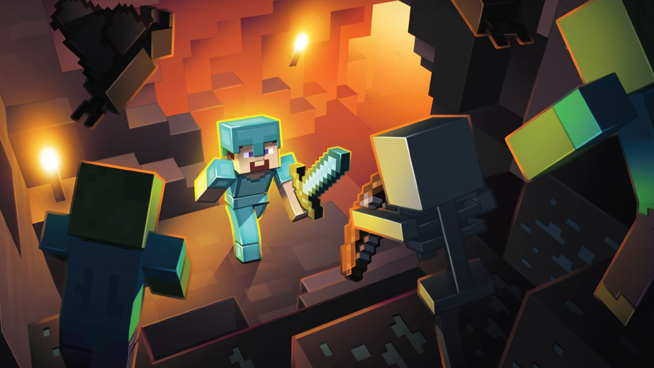 Minecraft PlayStation And Xbox One Review YouTube - Minecraft legal spielen