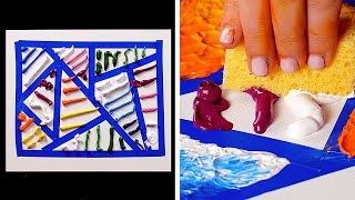 25 PAINTING TRICKS YOU CAN'T MISS