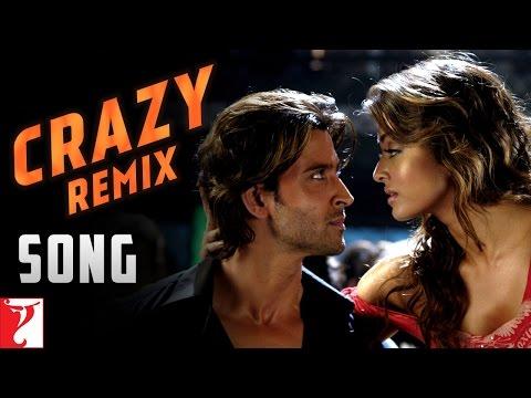 Remix Song - Crazy Kiya Re | Dhoom:2 | Hrithik Roshan | Aishwarya Rai