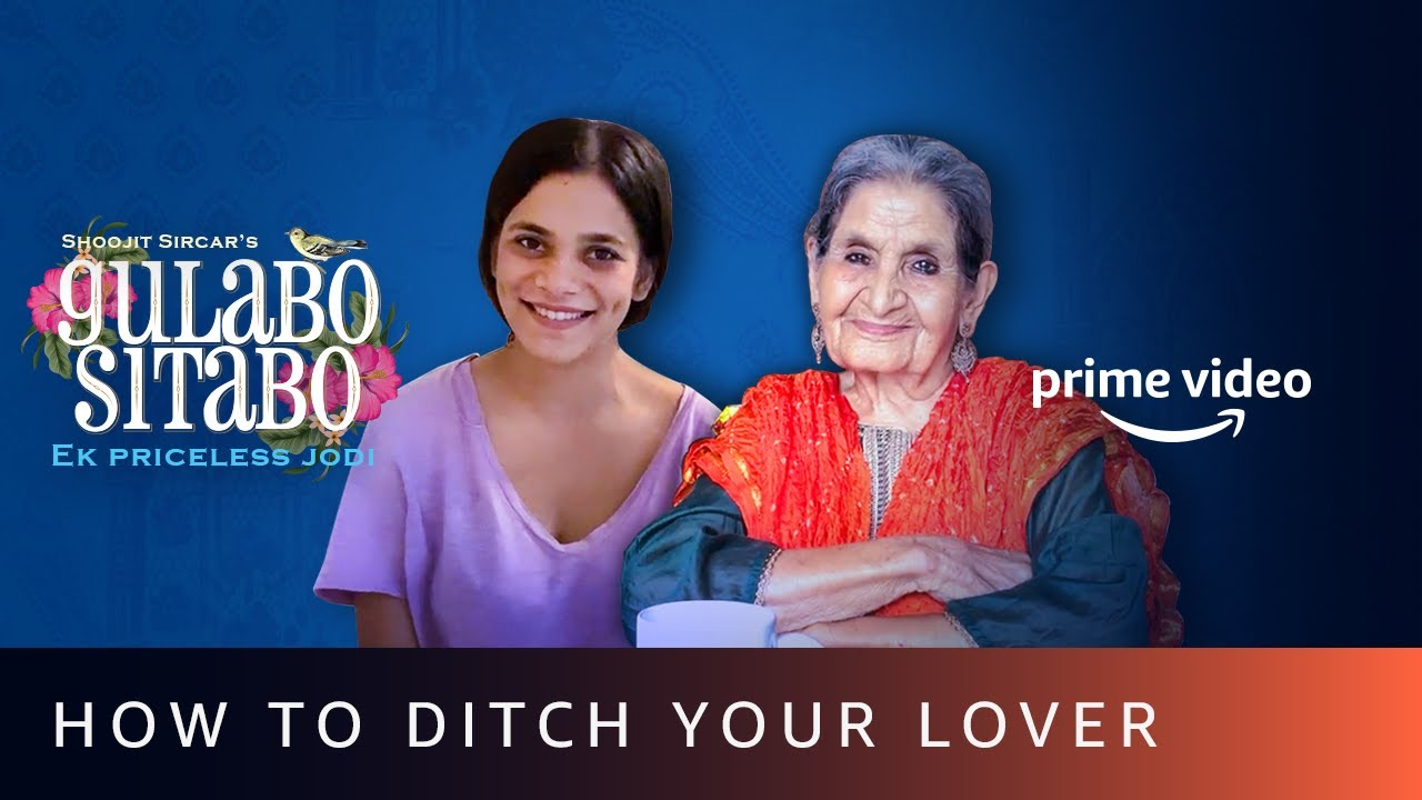 How To Ditch Your Lover | Ft. Badass Begum & Guddo | Amazon Prime Video