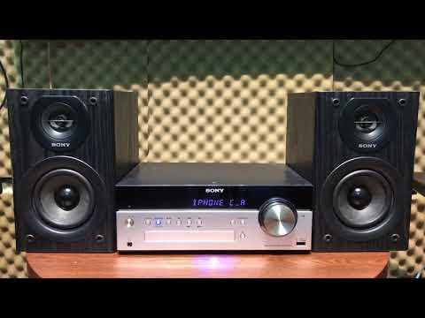 Sony SBT100 | Chất âm quá hay | Chơi CD-USB-Bluetooth-NFC