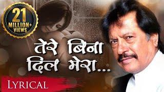 Attaullah Khan Songs - तेरे बिना दिल मेरा (HD) - सच्चा प्यार करने वालों को रुला देगा ये दर्द भरा गीत