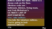 Crab Nicholson Extreme Sleepover Text Adventure Theme Song Youtube