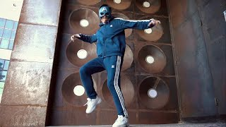 Шафл! Очень крутой танец! DJ DSK - Run! Cutting Shapes