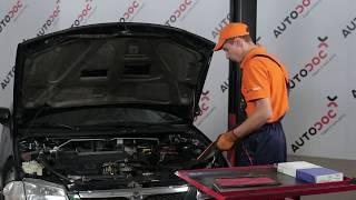 Cum se inlocuiesc filtru de aer motor pe MAZDA 323 TUTORIAL | AUTODOC
