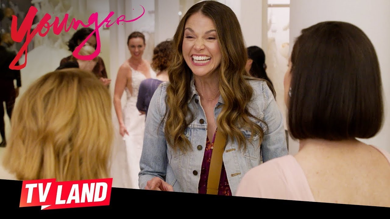 Download 'It's All About The Money, Honey' Younger Ep. 10 Bloopers 😂 | TV Land
