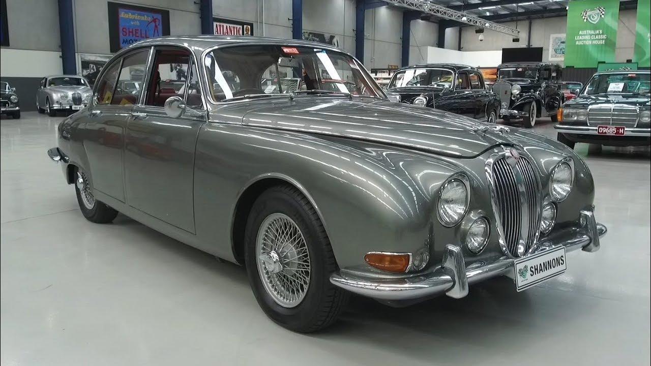 1965 Jaguar S-Type 3.8 Saloon -  2020 Shannons Autumn Timed Online Auction