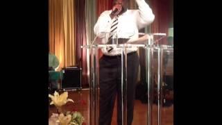 """Pastor Darius Nixon ~""""Don"""