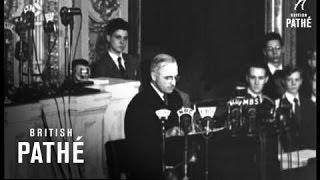 Truman Speech (1945)