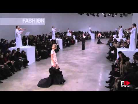 STEPHANE ROLLAND Spring Summer 2013 Paris Haute Couture - Fashion Channel