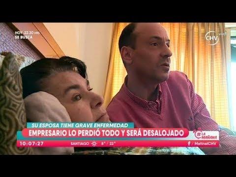 Grave enfermedad de esposa llevó a empresario a la quiebra - La Mañana (1/2)