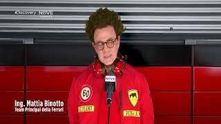 Crozza torna con Mattia Binotto | Anteprima nuova stagione