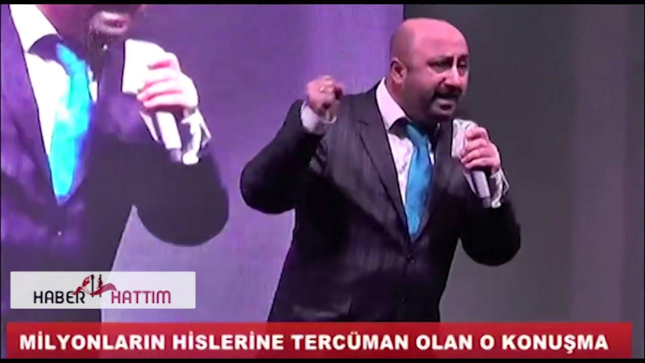 Ömer Döngeloğlu'ndan Muhteşem Konuşma
