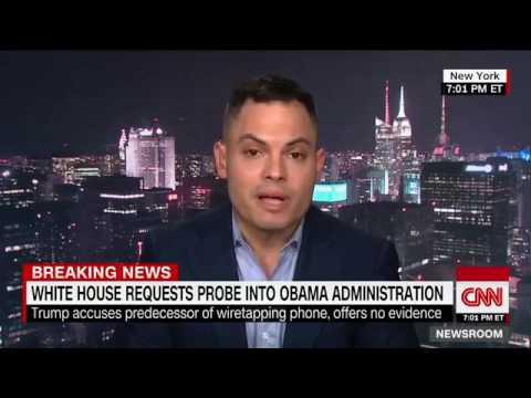 Comey FBI asked DOJ to refute wiretap claim