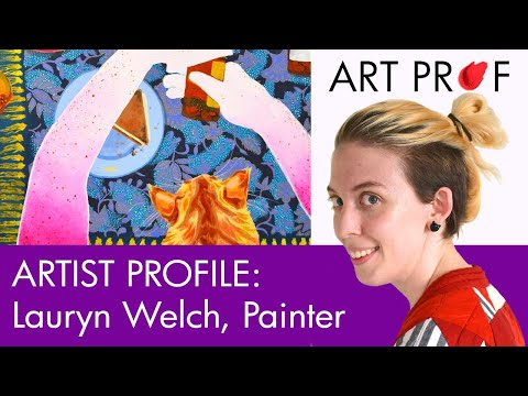 painter-lauryn-welch:-artist-profile