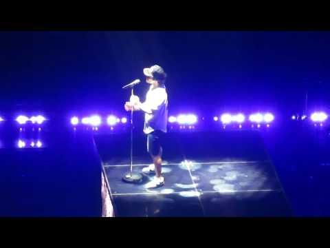 Gorilla - Bruno Mars Concert Live @ Houston Toyota Center 10/24/2017 Part 8