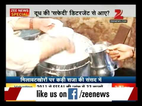 MP Demands Action on Food Adulteration