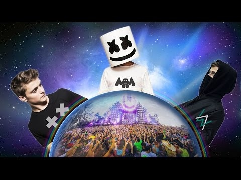 BEST MUSIC MIX 2017  Alan Walker, Martin Garrix & Marshmello → BEST OF EDM