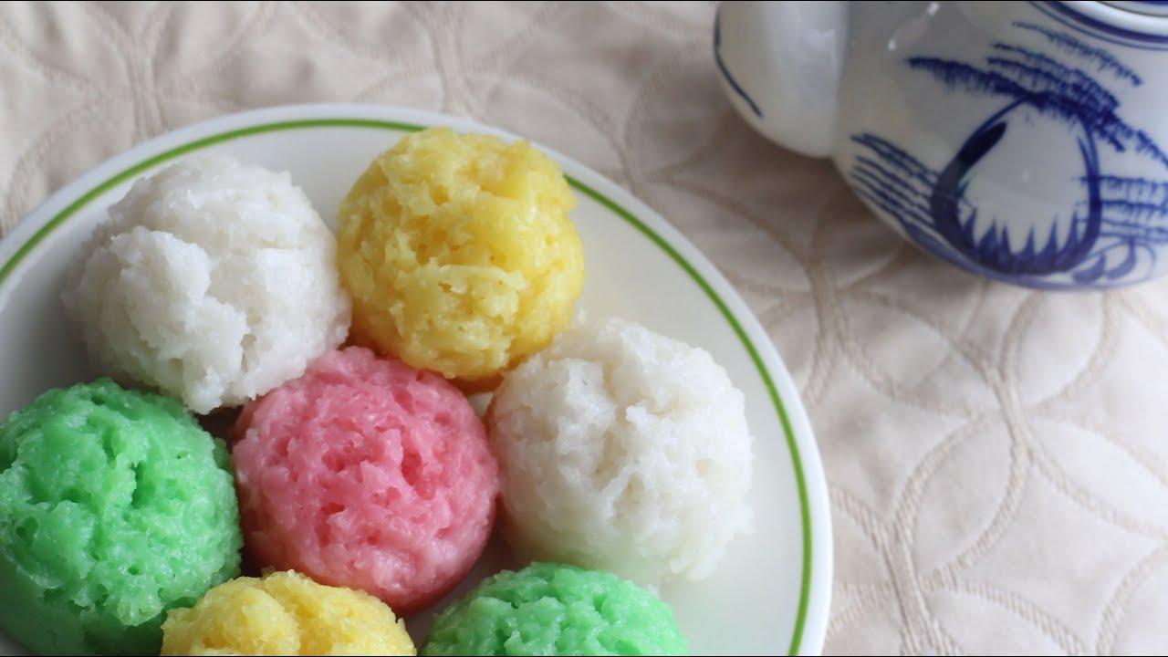 Vietnamese Steamed Rice Cake Recipe