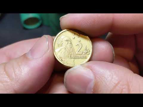 Australian $2 Coin Roll Hunt - What Will Be Found Today?