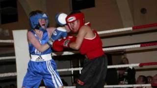 Fred secular boxing