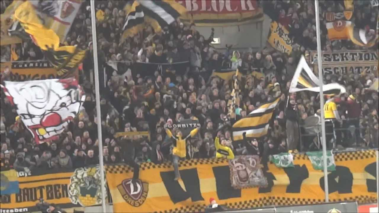 Greuther FГјrth Dynamo Dresden
