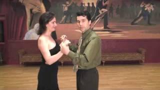 Merengue Dance Lesson 4 Inside Turns