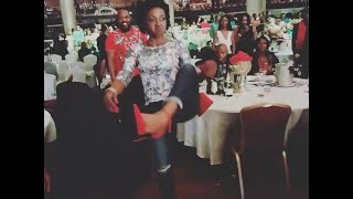 Kate Henshaw and AY Comedian Funny Dance Video