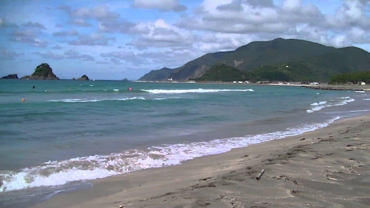 若狭白浜海水浴場 福井県高浜町 - YouTube