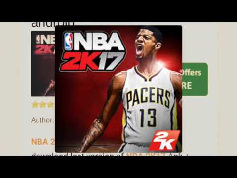 Nba 2k11-2k17 Free Download Android With Links/tutorial