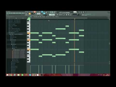 FL Studio 12: How to make a progressive house chord progression and paralell melodies