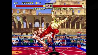 Karnov's Revenge (Xbox One) Arcade as Karnov