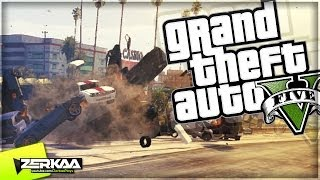 GTA 5 Funny Moments |