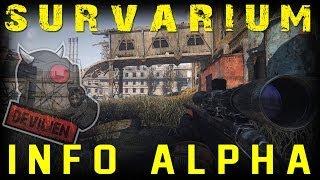 SURVARIUM - Alpha open  #01 FR
