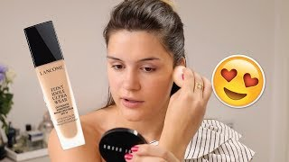 Lancome Teint Idole Ultra Wear Foundation First Impressions and Review