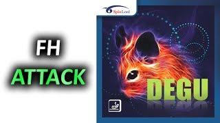 видео SPINLORD Degu II (Defensive)