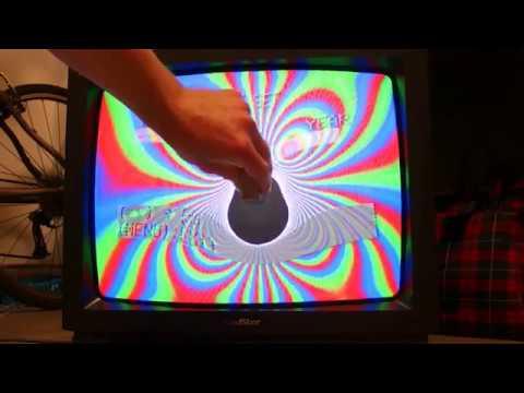 Giant Neodymium Magnet vs. CRT TV