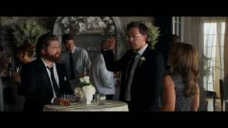 The Hangover - stu and melissa fight