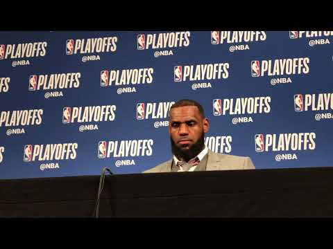 LeBron James declines to rip teammates after terrible loss: Inside Cavs-Pacers series