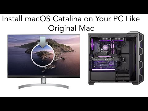 How To Install MacOS Catalina 10.15.4 | Hackintosh Installation | - Step By Step Guide | 2020