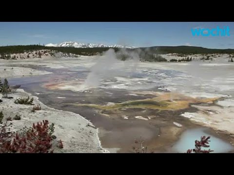 Man Boiled To Death At Yellowstone National Park
