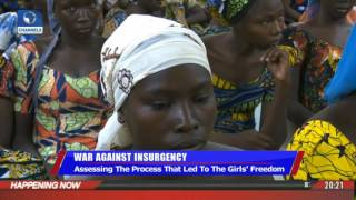 82 Chibok Girls Freed: Assessing Process That Led To Girls' Freedom Pt 3