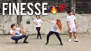 FINESSE REMIX - Bruno Mars ft Cardi B Dance Cover | Matt Steffanina Choreography