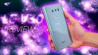 LG V30 Review: It's Time To Take Notice