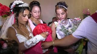3 ЧАСТЬ цыганская свадьба в Брянске Тимоновка Полпино видеосъемка (песни танцы)