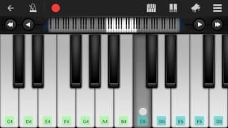 Ichchey Manush By Shawon Gaanwala -Perfect Piano