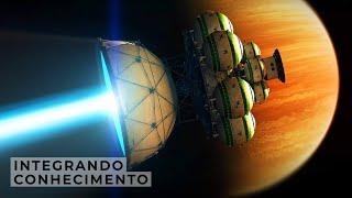 3 maneiras de impulsionar uma espaçonave interestelar