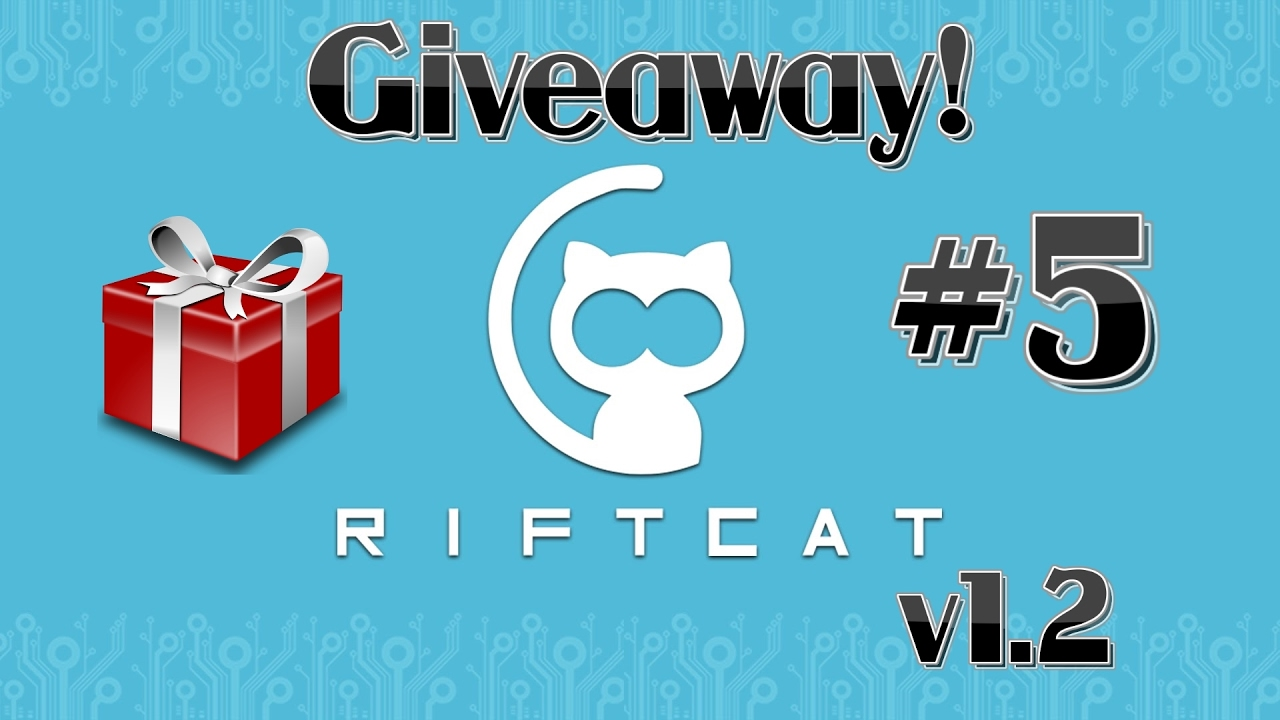 Riftcat Giveaway week #5 - Play Steam VR Games on your Mobile Phone!